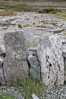 The Burren, Rock, Ireland, Irish, Burren, Landscape