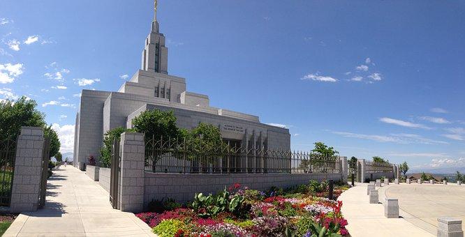 Temple, Church, Religious, Architecture, Religion