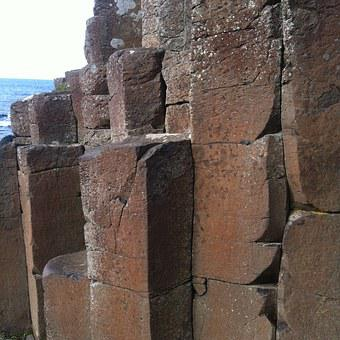 The Giant's Causeway, Northern Ireland, Nature