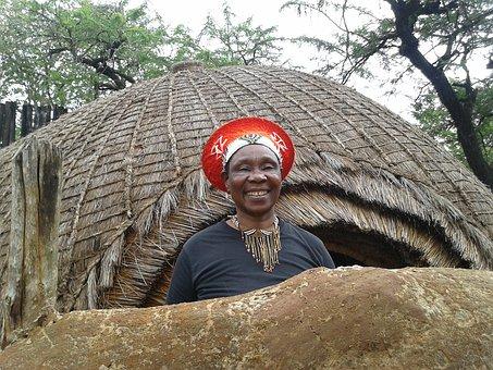 Zulu, Lady, Africa