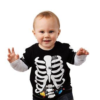 Kid, Boy, Boo, Halloween, Scary, Fun, Child, Holiday