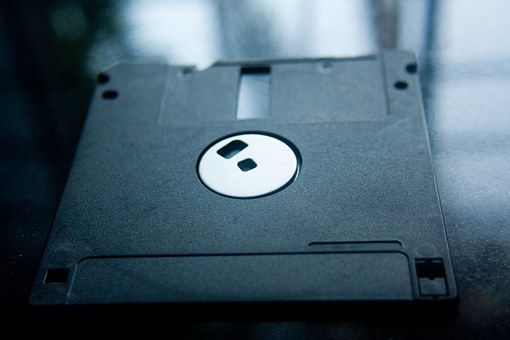 Floppy, Disc, Data Storage, Information Media, Disk