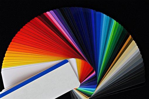 Color Fan, Color Picker, Color, Fanned Out, About