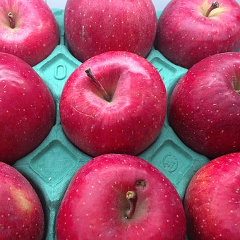 Red, Ringo, Apple, Seiyu Ltd, Living, Supermarket