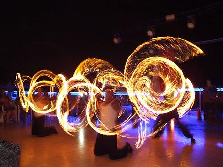Dance, Ali, Move, Night, Show, Kusadasi