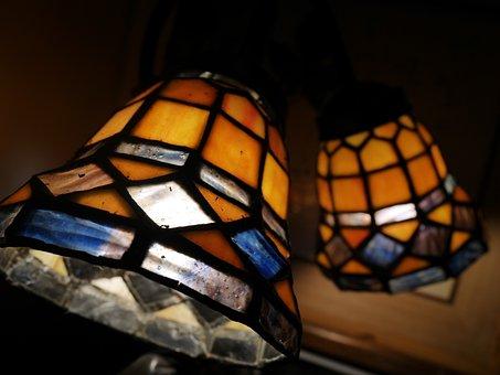 Night, Light, Lamp, Quiet, Miscellaneous Goods