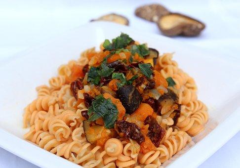 Pasta, Noodles, Eat, Cook, Lunch, Court, Sauce