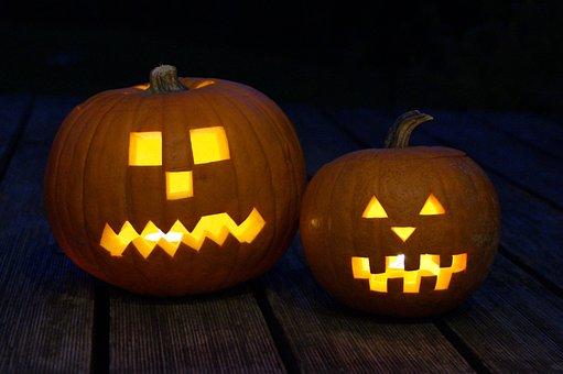 Pumpkin, Halloween, Pumpkin Face, Face, Fash