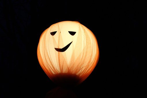 Halloween, Pumpkin, Decoration, Lamp, Lantern, Towels