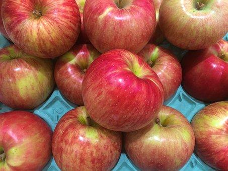 Apple, Fruit, Red, Seiyu Ltd, Living, Supermarket