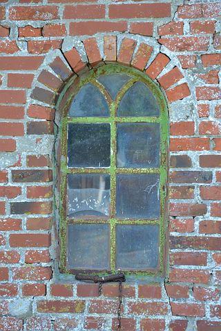 Window, Old, Old Window, Atmosphere, Farmhouse