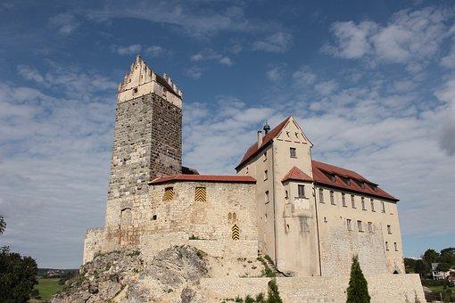 Katzenstein, Castle, Burg Katzenstein