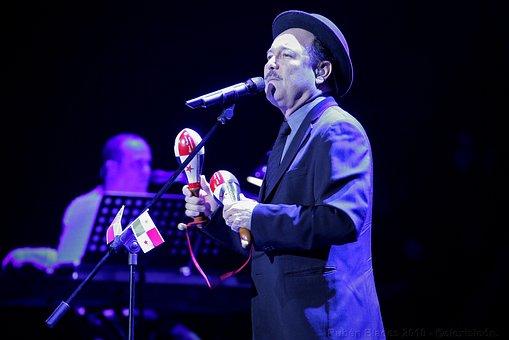 Rubén Blades, Sauce, Santiago, Chile