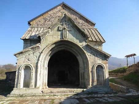 Dmanisi, Dmanisi Sioni, Church, Georgia, Georgian