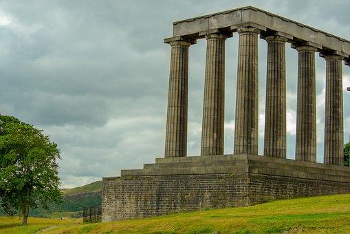 National Monument Of Scotland, Edinburgh, National