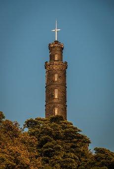 Edinburgh, Calton Hill, Scotland, City