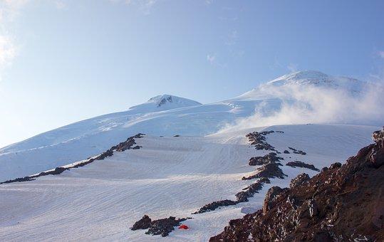 Elbrus Region, Mountains, Elbrus, The Caucasus