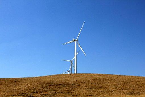 Wind Turbine, Wind, Electricity, Turbine, Energy, Green