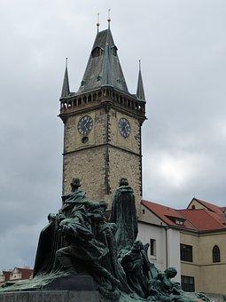 Prague, Historic Center, City, Czech Republic, Capital