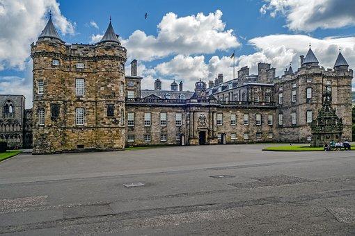 Holyroodhouse, Holyrood Palace, Residence, Palace