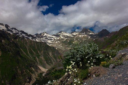 Elbrus Region, Mountains, The Caucasus