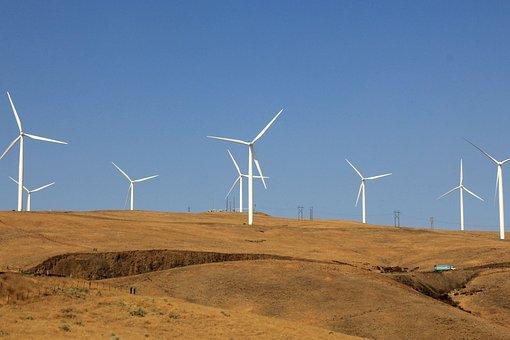 Wind Turbine, Power Generator, Electricity, Turbine