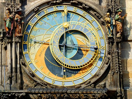 Prague, Old Town, Astronomical Clock, Watches