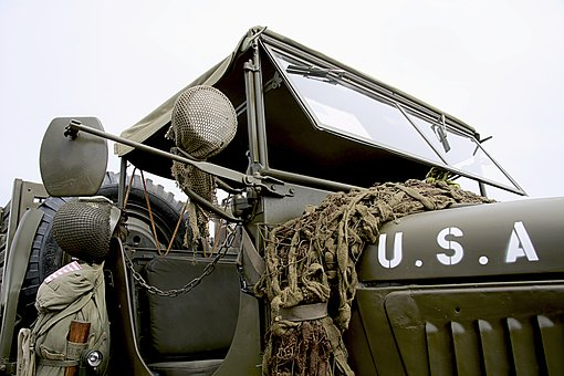 Army, Vehicle, Military, Jeep, Reconstitution