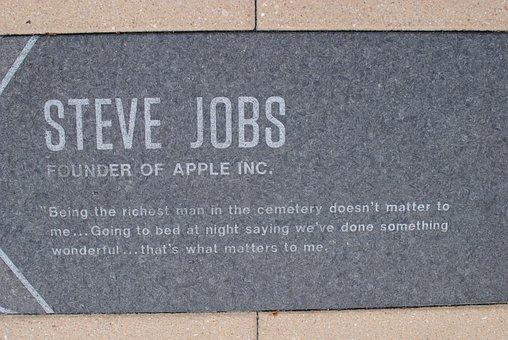 Boston, Steve Jobs, Sayings