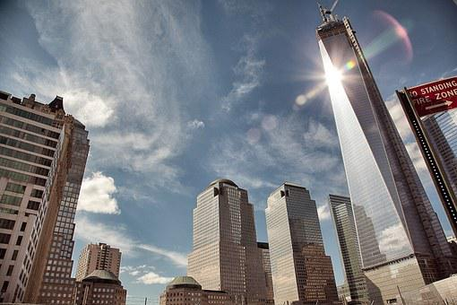New York, Ground Zero, Manhattan, September, America