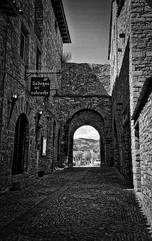 Cobblestone, Arch, Laneway, Street, Cobbled, Stones