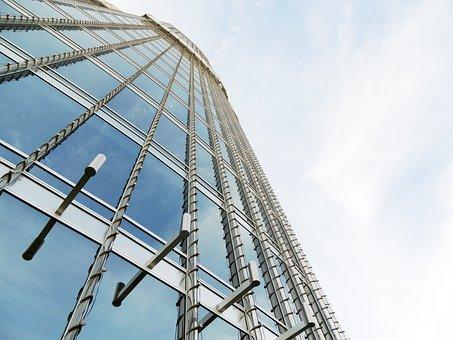 Burj Khalifa, At The Top, Reach Out, Dubai, Urban