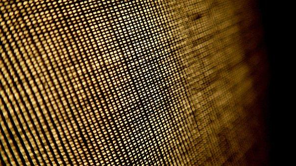 Mesh, Grid, Light, Textile, Pattern, Texture, Fabric