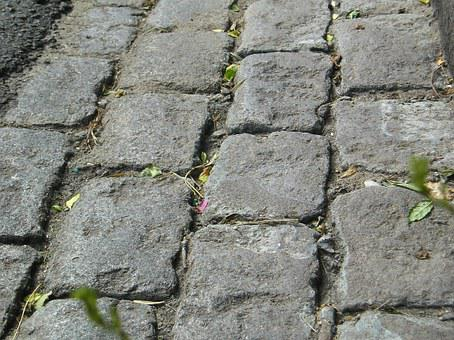 Street, Adoquin, Texture, Floor, Paving Stones, Soil