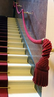 Semper Opera, Emergence, Red Carpet, Stairs, Interior