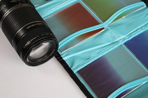 Lens, Camera Lens, Color Graduated Filters