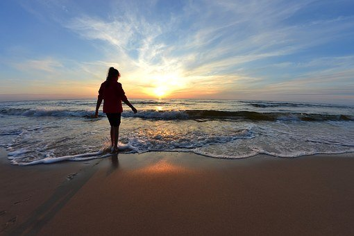 Sunset, Impression, Memories Holidays