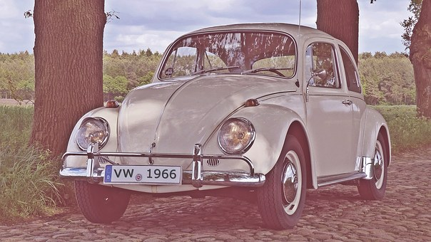 Vw Beetle, Old Photo, Beetle, Oldtimer, Vw, Auto, Old
