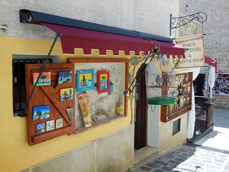 Music, Business, Parrot, Island Of Krk, Alley