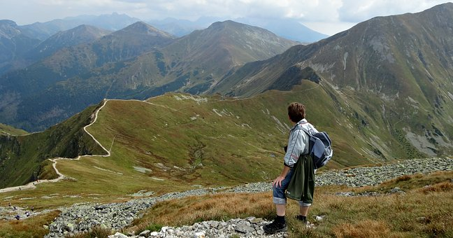 Mountains, Tatry, Landscape, Beauty, Reverie, Humility