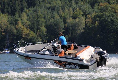 Bella 600 Br, Motorboat, Kws, Vltava, Slapy