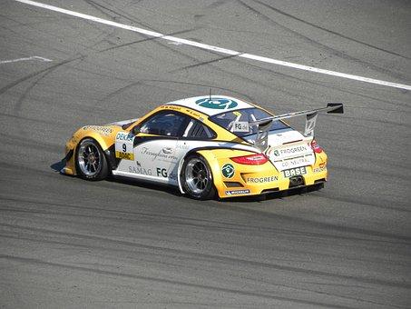 Gt Masters, Porsche, Hockenheim Germany, Sport