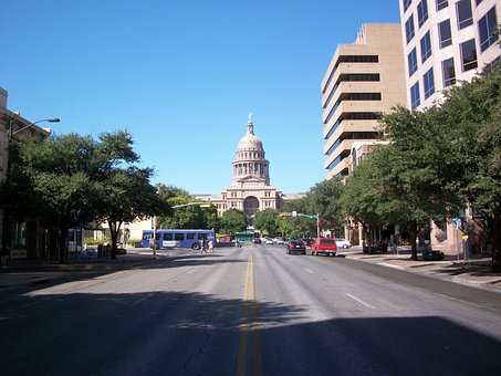 Capitol, Texas, Austin, State, Government Buildings