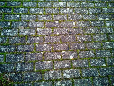 Texture, Paving Stones, Cobble, Street, Empedrado, Soil