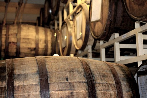 Barrels, Whisky Barrels, Oak Barrels, Aging Barrels