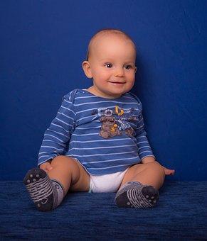 Boy, Baby, Small, Child, Portrait, Cute, Small Child
