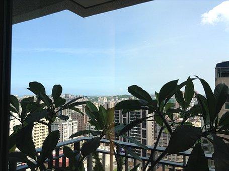 Kaohsiung, Taiwan, Architecture, Skyline, City