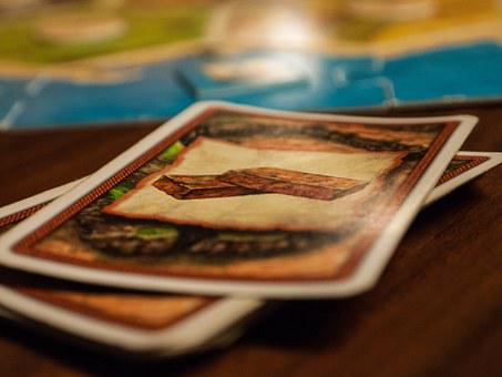 Game, Settlers Of Catan, Cards, Board Game, Table Game