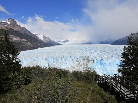 Glacier, Frozen River, Ice, Cold, Ice Cream, Argentina