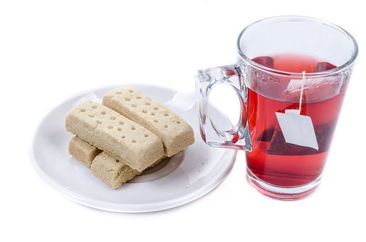 Tea, Cup, White, Teabag, Mug, Glass, Sweet, Tasteful